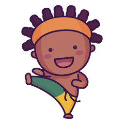 Capoeira brazil cute