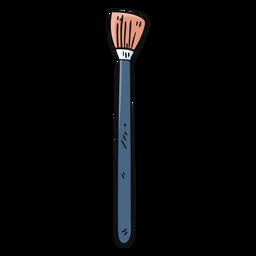 Cosmetics brush cute