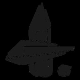 Cristales de formas simples