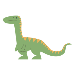 Dinosaurio lindo pie lindo
