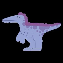 Lindo dinosaurio spinosaurus lindo