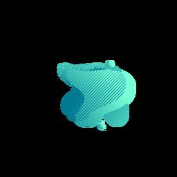 Gota de flujo gradiente