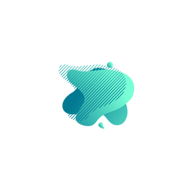Gradient flow blob