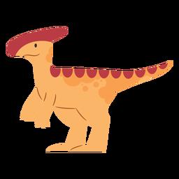 Parasaurolophus dino lindo