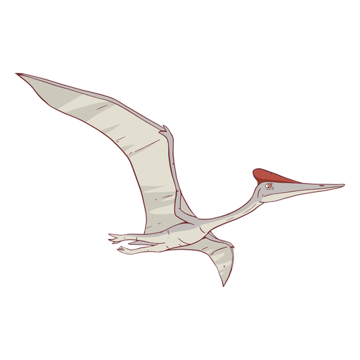 Quetzalcoatlus Dinosaurierillustration