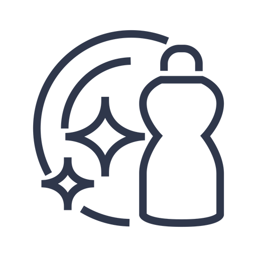 Squeaky clean soap icon Transparent PNG