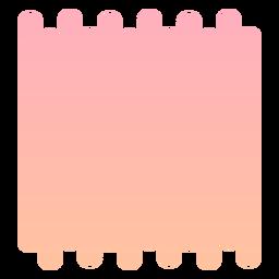 Swipe creative gradient flow