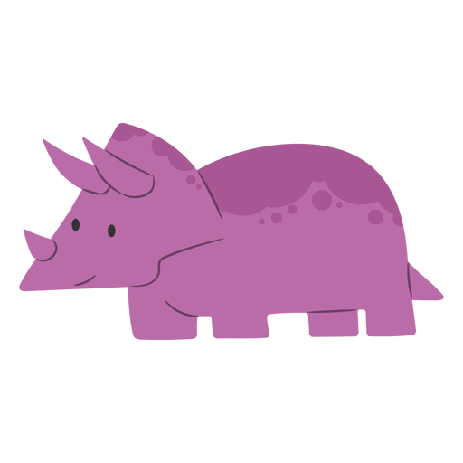 Triceratops dino fofo