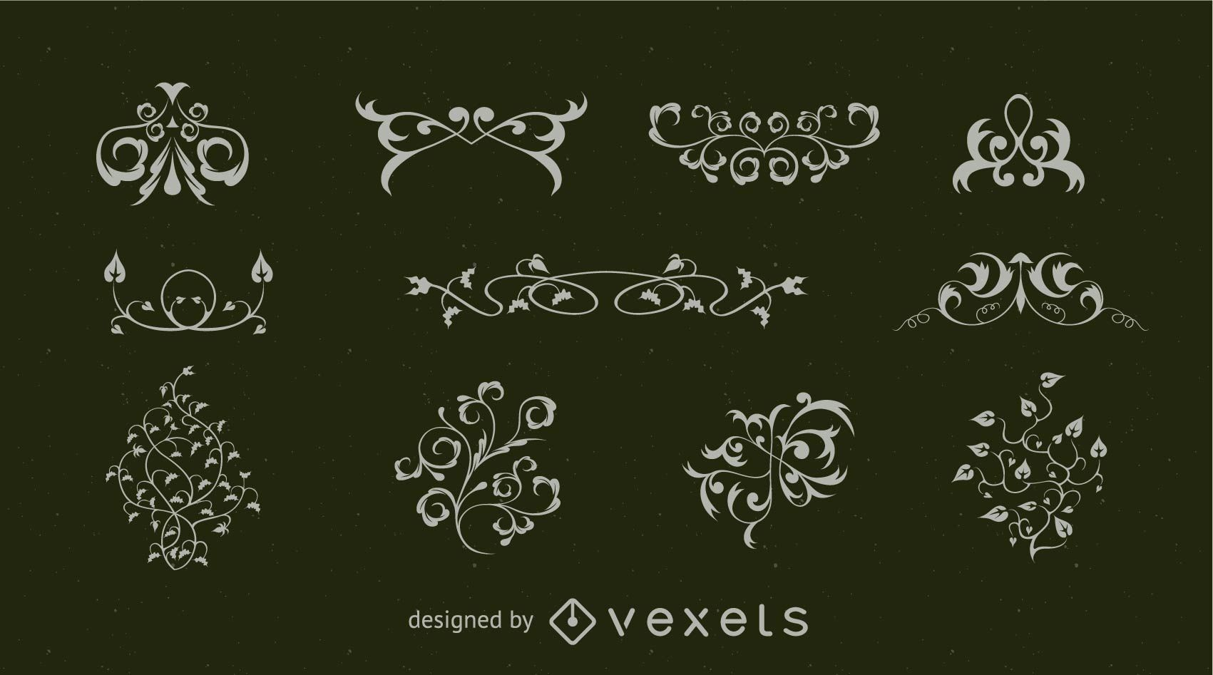 Ornaments and Flourishes Collection