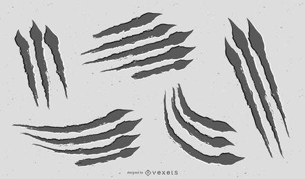 Rip Claw Design