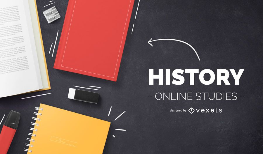 History online cover design