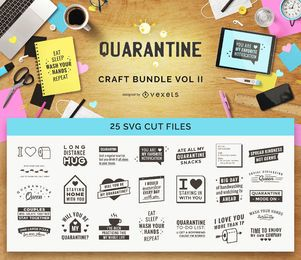 Quarantine Craft Bundle Vol II
