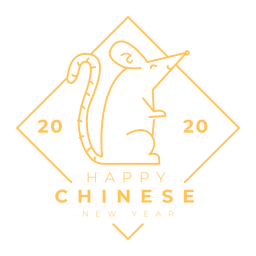 2020 rat chinese new year