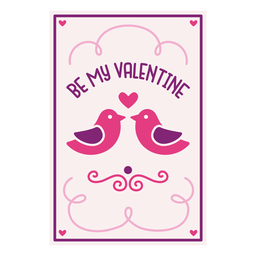 Seja meu cartão de dia dos namorados