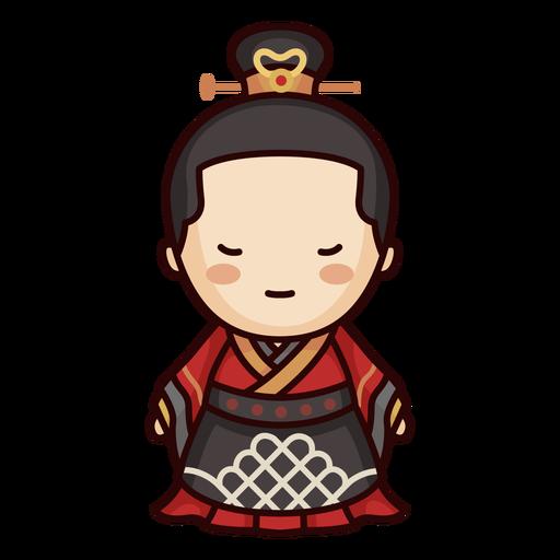 Mujer china antigua dinastía lindo Transparent PNG