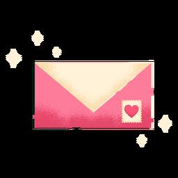 Linda carta de San Valentín