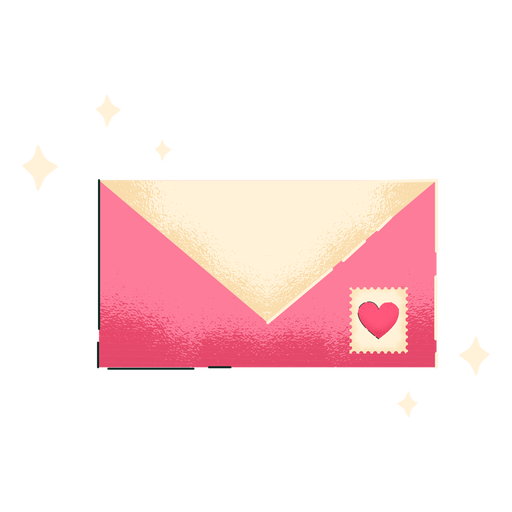 Cute letter valentines