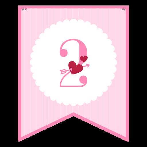 Cute love banner 2
