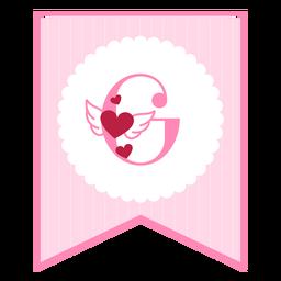 Cute love banner g