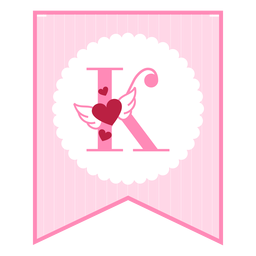 Cute love banner k