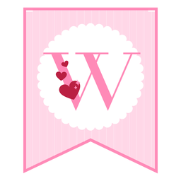 Amor bonito banner w
