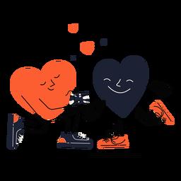 Heart offering gift