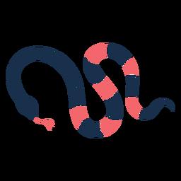 Cobra triste romântica