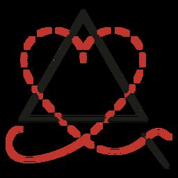 Simple adoption symbol