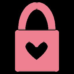 Valentine bag gift pink
