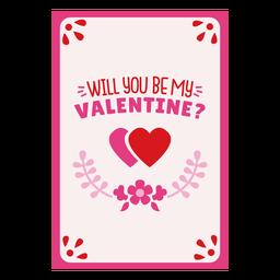Você vai cartão de dia dos namorados