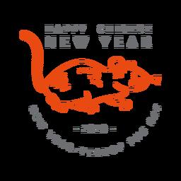 Jahr der Ratte 2020