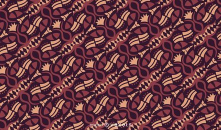 Tribal Motif Pattern Design