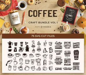 Coffee Craft Bundle Vol I