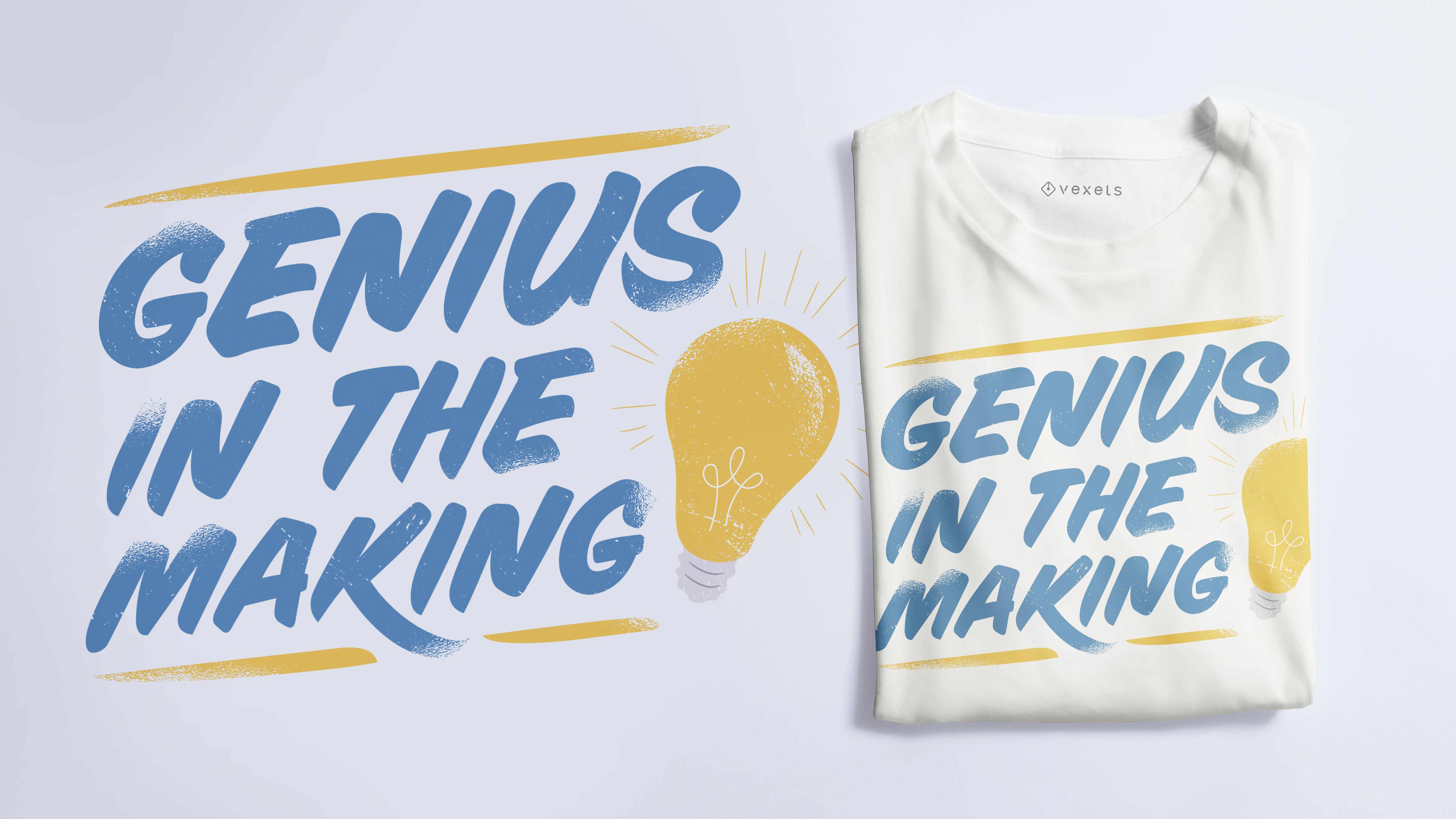 School Lettering Text T-shirt Design