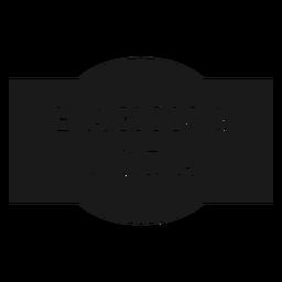 Baking soda label