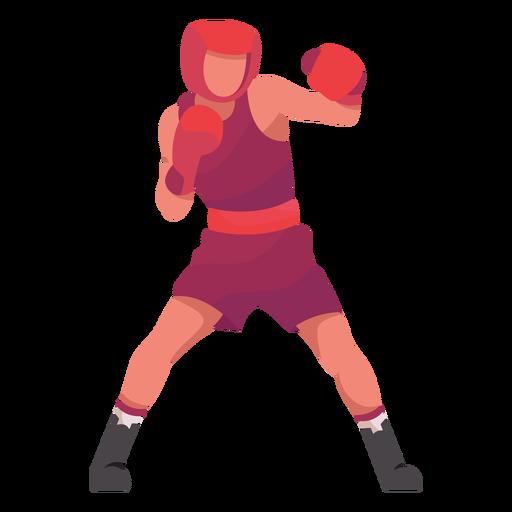 Boxer flat