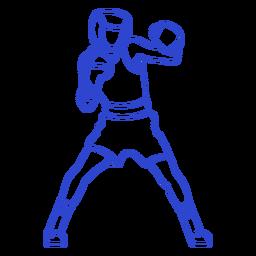 Golpe de boxeador