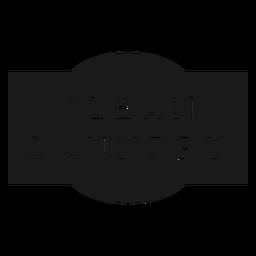 Clean laundry label