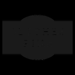 Clothes pins label