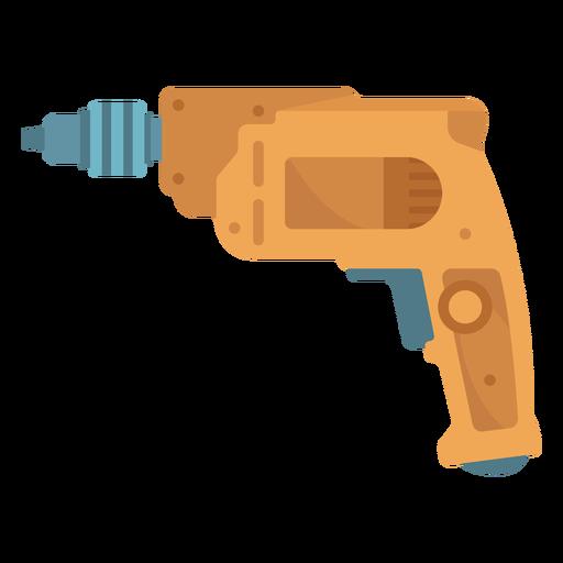 Cordless drill flat