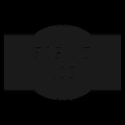 Erste-Hilfe-Etikett