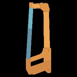 Sierra para metales plana