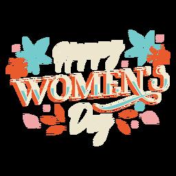 Feliz dia das mulheres letras