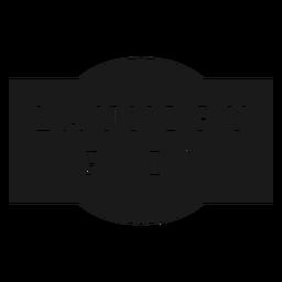 Laundry pods label