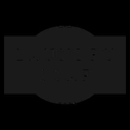 Etiqueta de jabón de lavandería