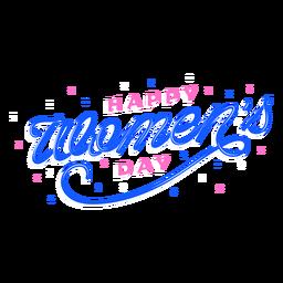 Letras del día de la mujer feliz