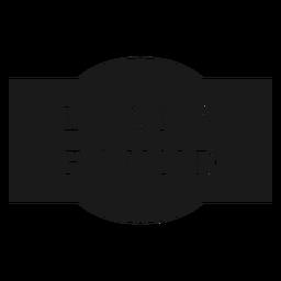 Etiqueta de achados e perdidos