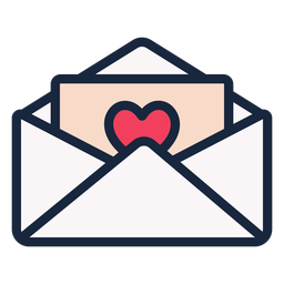 Love Letter Icons To Download