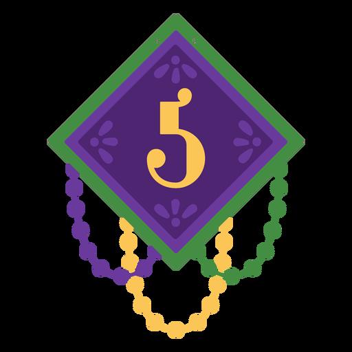 Guirnalda número 5