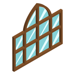 Picture window isometric